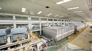 Dây chuyền sản xuất giấy cao cấp